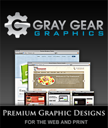 Gray Gear Graphics