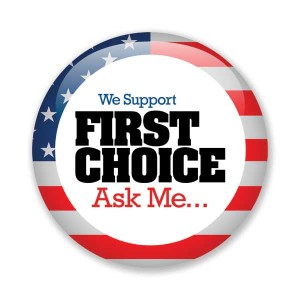 First Choice ... Buy American!